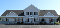 The office building of Rehoboth Beach Dental in Rehoboth Beach, DE