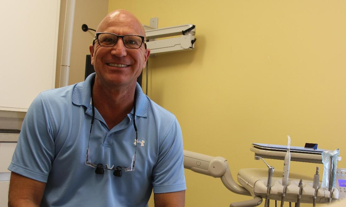 Dr. Leciejweski at Rehoboth Beach Dental in Rehoboth Beach, DE